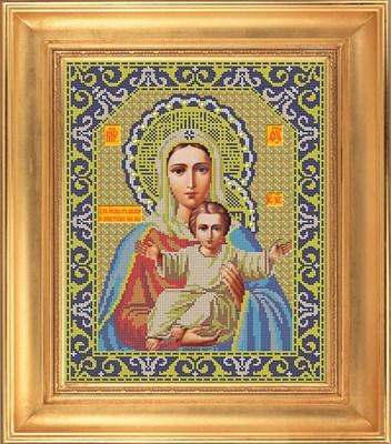 Икона Божией Матери «Леушинская» - фото 4492