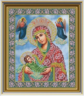 """Икона Божией Матери """"Млекопитательница"""" - фото 4514"""