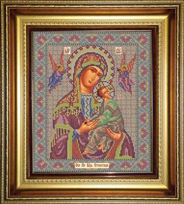 Икона Божией Матери «Страстная» - фото 4521