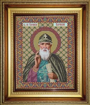 Икона «Святой преподобный Серафим Вырицкий» - фото 4526