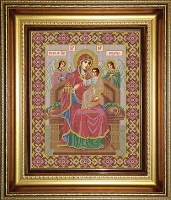Икона Божией Матери «Всецарица» - фото 4527