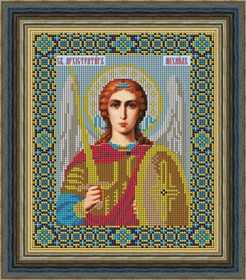 Икона «Святой Архангел Михаил» - фото 4535
