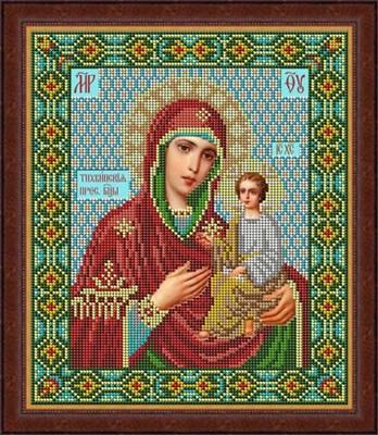 Икона Божией Матери «Тихвинская» - фото 4537