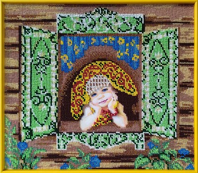 Набор для вышивания бисером «Василиса Премудрая» - фото 4628