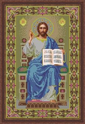 Икона «Спаситель на престоле» - фото 4661