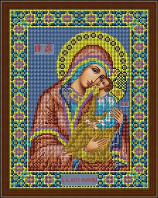 Икона Божией Матери «Мати Молебница» - фото 4668
