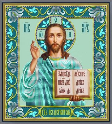 Икона «Господь Вседержитель» - фото 4674