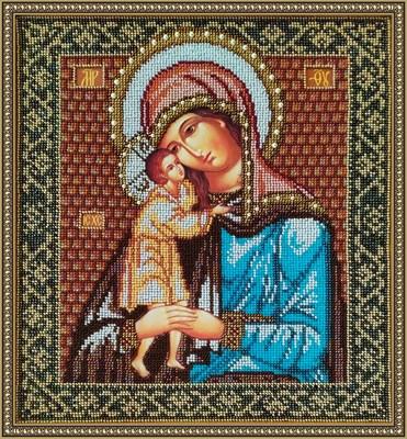 Набор для вышивания бисером Икона Божией Матери «Взыскание погибших» - фото 4718