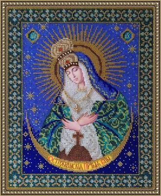 Икона Божией Матери «Остробрамская» - фото 4723