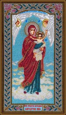 Икона Божией Матери «Благодатное небо» - фото 4730