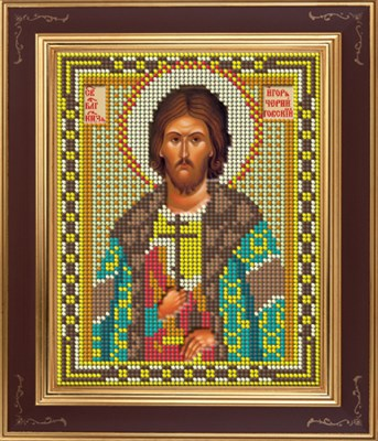 Святой благоверный князь Игорь Черниговский - фото 4742