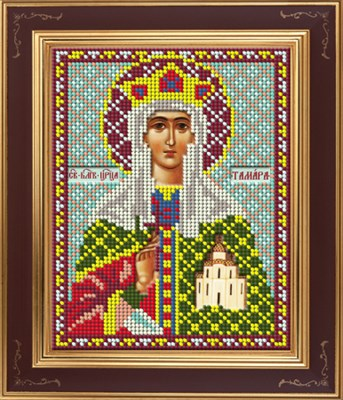 Святая благоверная царица Грузии Тамара Великая - фото 4760
