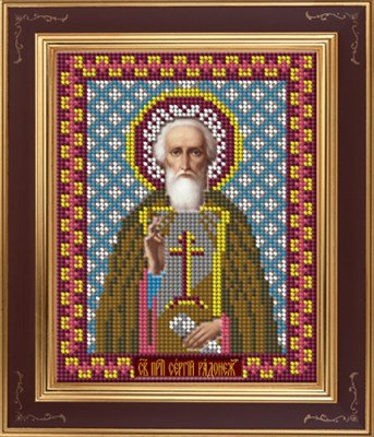Святой преподобный Сергий Радонежский - фото 4788