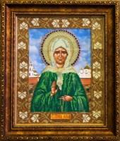 Икона «Матрона Московская»