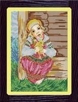 Набор для вышивания бисером «На завалинке»