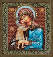 Набор для вышивания бисером Икона Божией Матери «Взыскание погибших»